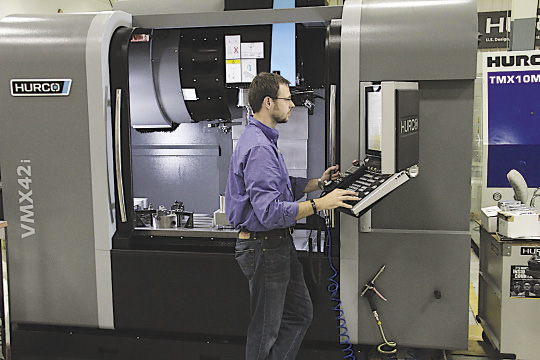 Conversational programming for 5-axis machines | Cutting