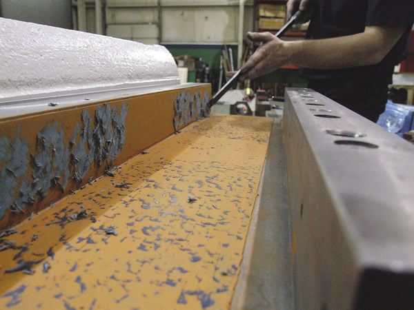 Scrape to the point | Cutting Tool Engineering