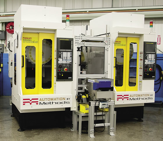 Vertical automation | Cutting Tool Engineering