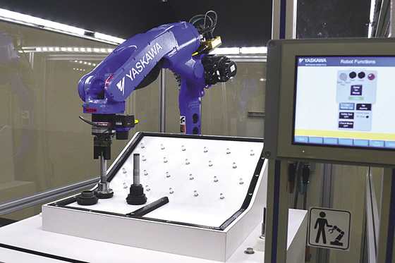 Collaborative robots lend a helping hand   Cutting Tool Engineering