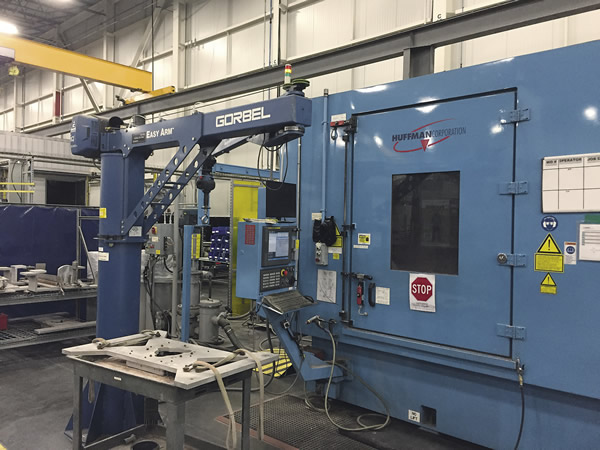 Mitsubishi Power Tools : Moving large complex parts calls for specialized