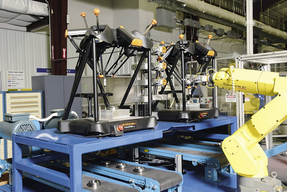 Machine-integrated inspection systems can improve quality