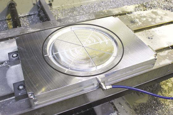 Vacuum Grips Where Some Vises Fail Cutting Tool Engineering