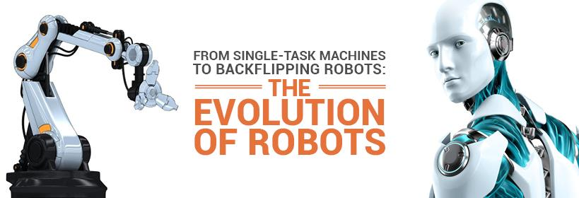 The Fascinating History & Evolution Of Robots