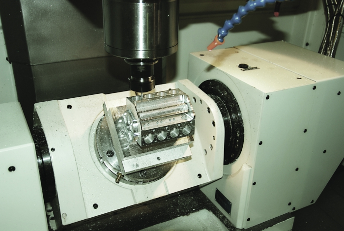Shop considers investing in 5-axis machining | Cutting Tool