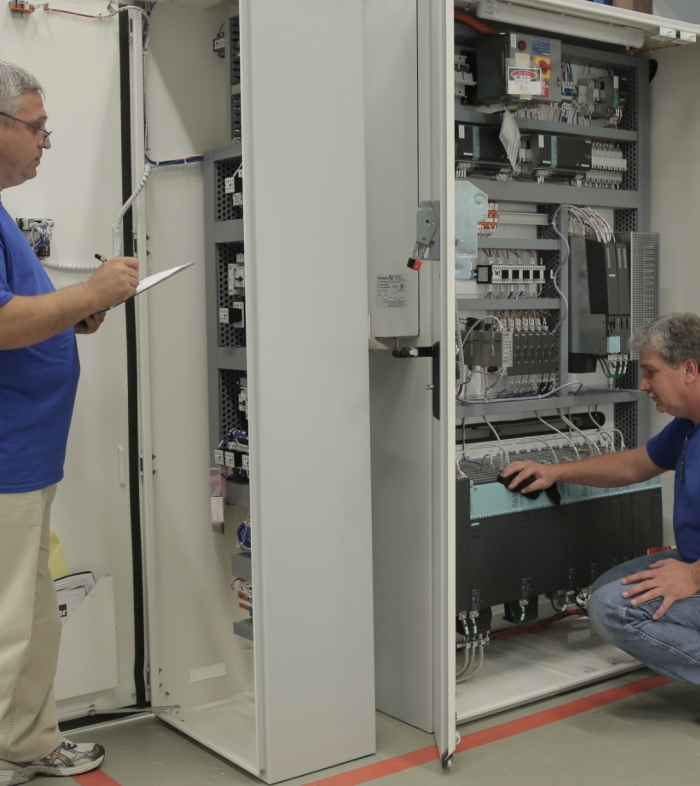 simplified designs are made possible by the expertise of custom panel  builders, who bring experience in component clustering, footprint and  enclosure space