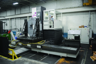 Machining large parts takes specialized mindset | Cutting