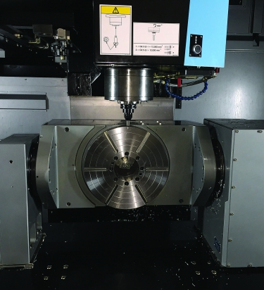 Machine Technology: Manually measuring 5-axis centerlines