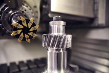 Flexible method for machining aids gear wheel prototypes | Cutting