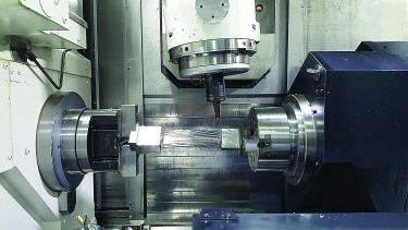 Multitask lathes edge in on machining centers | Cutting Tool Engineering
