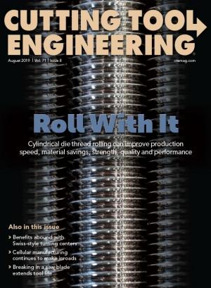 Cutting Tool Engineering Magazine | Cutting Tool Engineering