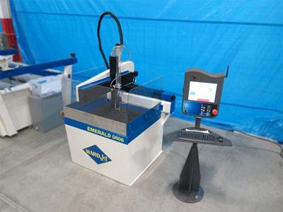 Emerald Waterjet Cutting Machines | Cutting Tool Engineering