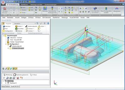 VisualCAM 2014 for Geomagic | Cutting Tool Engineering