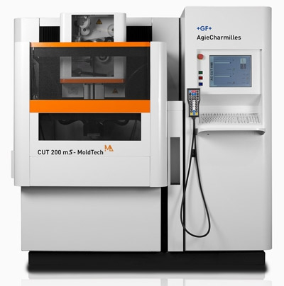 CUT 200/300 MoldTech Series Wire EDMs | Cutting Tool Engineering