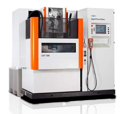 CUT 200 Wire EDM   Cutting Tool Engineering