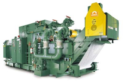 Hydroflow Automatic Vacuum Filtration Systems Cutting