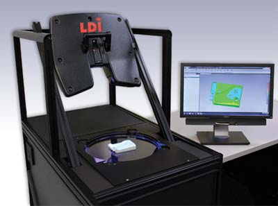 Surveyor auto gage 3d scanning system cutting tool for Architecture 3d laser scanner