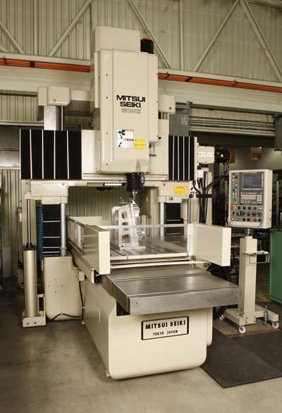 Jig Borer Refurbishment Cutting Tool Engineering