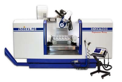 A560 5-axis Machine Tool | Cutting Tool Engineering